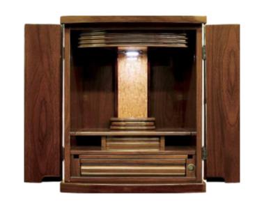 リビング仏壇ロベール(H55 W45 D35)お盆特価 65,000円